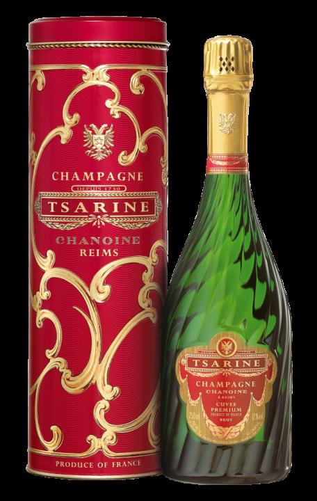Tsarine Cuvee Premium Brut, 0.75 л.
