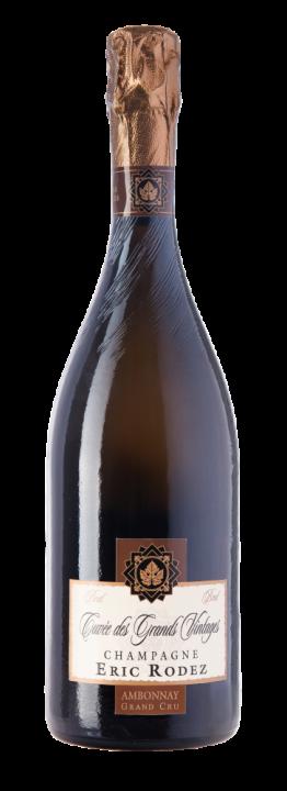 Champagne Eric Rodez Dosage Zero Brut Ambonnay Grand Cru, 0.75 л.