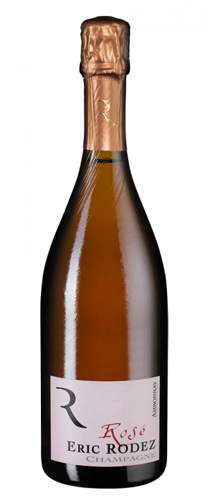 Champagne Eric Rodez Rose Brut Ambonnay Grand Cru, 0.75 л.
