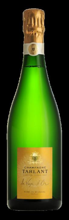Champagne Tarlant La Vigne d'Or Blanc de Meuniers Brut Nature, 0.75 л., 2003 г.