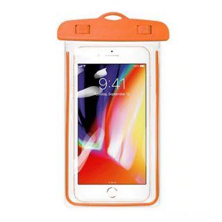 Водонепроницаемый чехол для телефона, Оранжевый