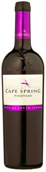 CAPE SPRING PINOTAGE WESTERN CAPE