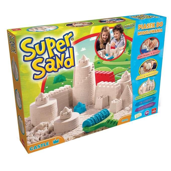 Песок SUPER НАБОР ЗАМОК Goliath GLH83219406