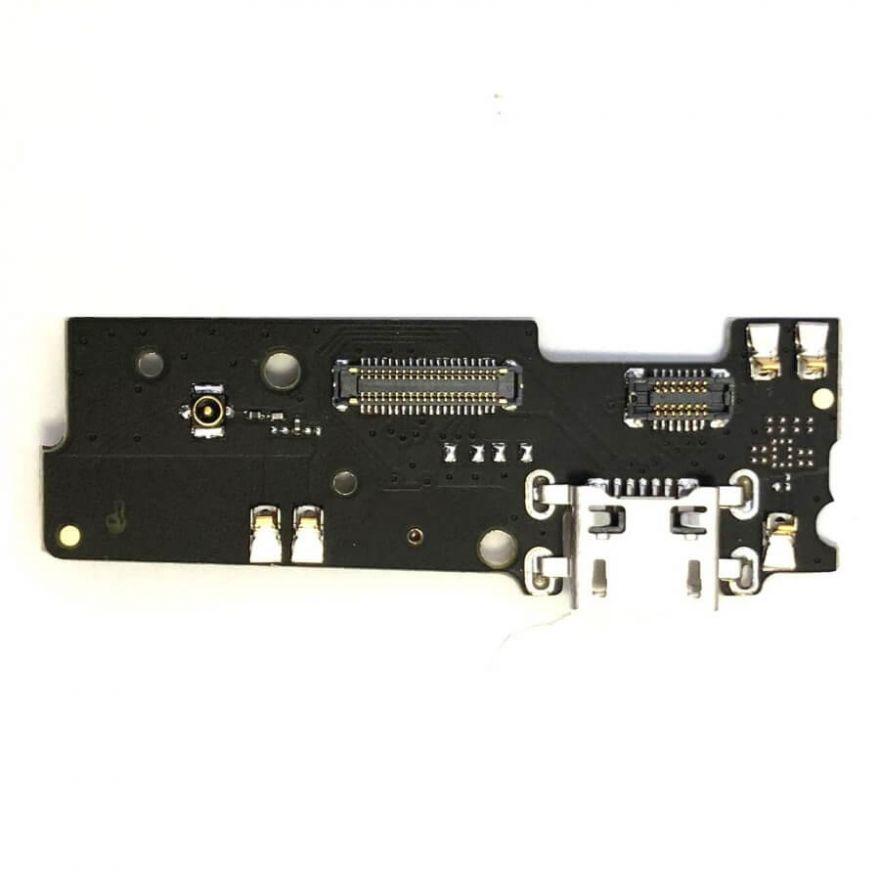 Нижняя плата с разъемом зарядки и микрофоном для Motorola Moto E4 Plus XT1771
