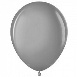 """Шар (5""""/ 13 см), серебро, металл, 100 шт"""