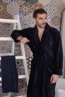 Классический мужской халат Aron, Five Wien