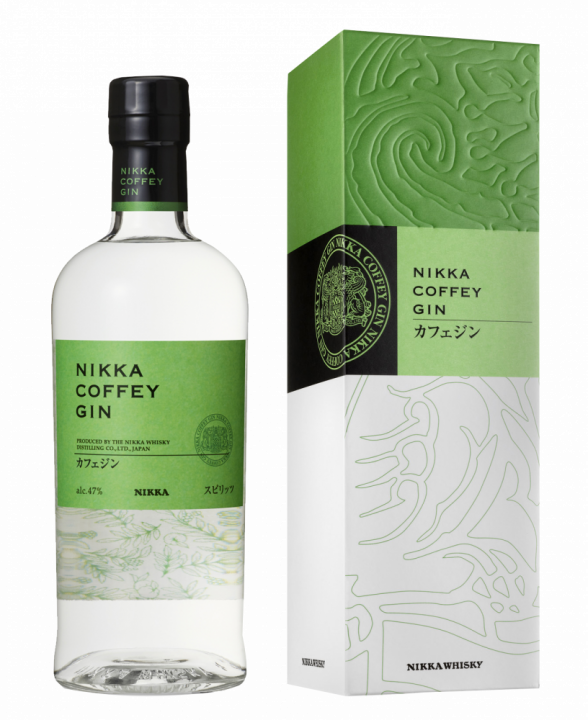 Nikka Coffey Gin in giftbox, 0.7 л.