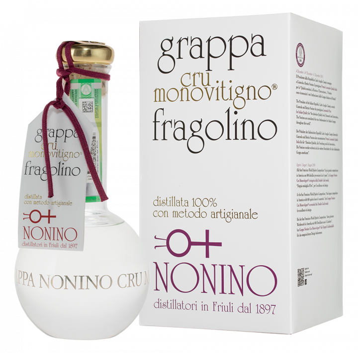 Cru Monovitigno Fragolino, 0.5 л.