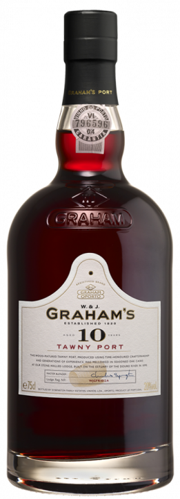 Graham's 10 Year Old Tawny Port, 0.75 л.