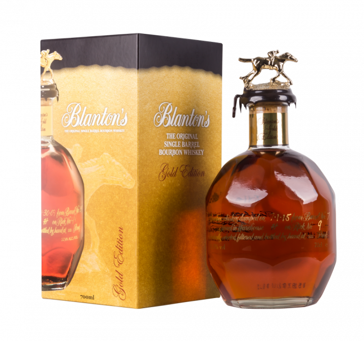 Bourbon Blanton's Gold Edition, 0.7 л.