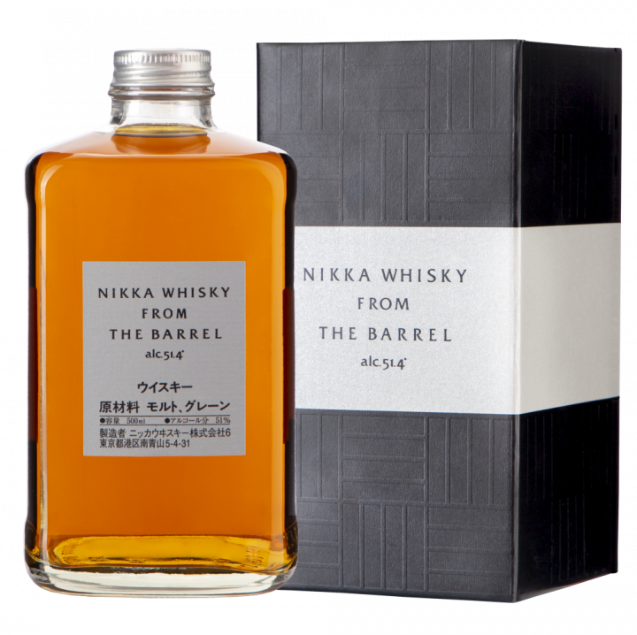 Nikka From the Barrel in giftbox, 0.5 л.