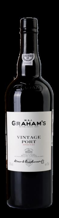 Graham's Vintage Port, 0.75 л., 2000 г.