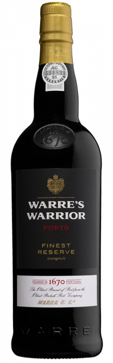 Warre`s Warrior Finest Reserve Port, 0.75 л.