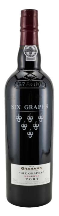 Graham's Six Grapes Reserve Port, 0.75 л.