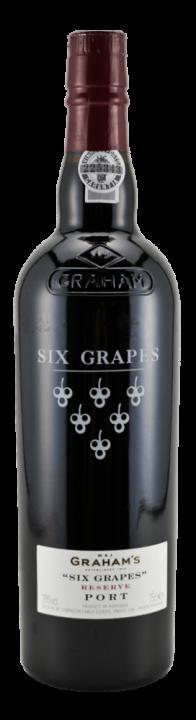 Graham's Six Grapes Reserve Port, 0.75 л.