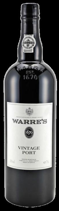 Warre's Vintage Port, 0.75 л., 1980 г.