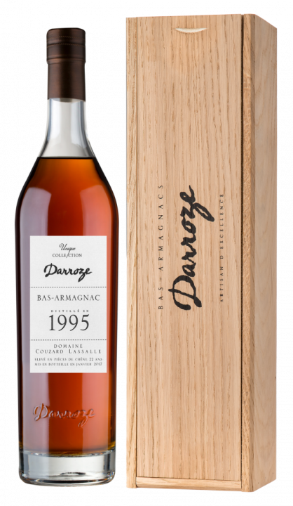 Bas-Armagnac Darroze Unique Collection Domaine de Martin a Hontanx 1995, 0.7 л., 1995 г.
