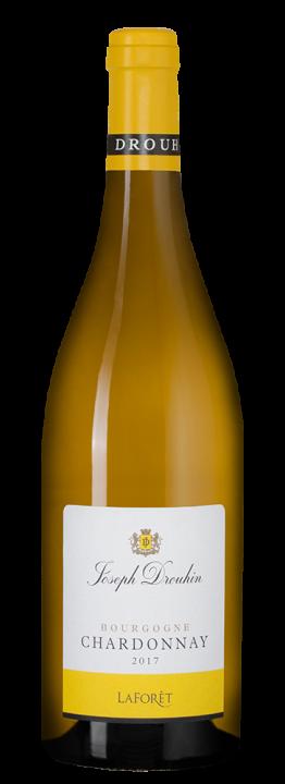 Bourgogne Chardonnay Laforet, 0.75 л., 2017 г.