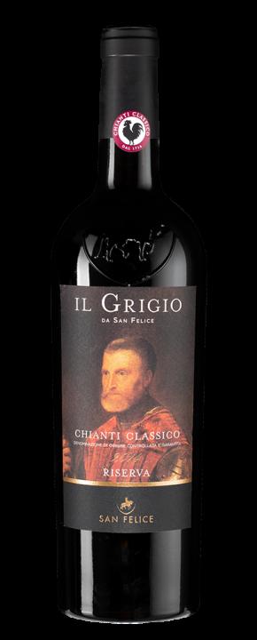 Il Grigio Chianti Classico Riserva, 0.75 л., 2014 г.
