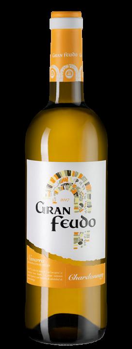 Gran Feudo Chardonnay, 0.75 л., 2017 г.