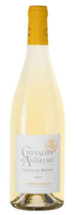 Chevalier d'Anthelme Blanc, 0.75 л., 2017 г.