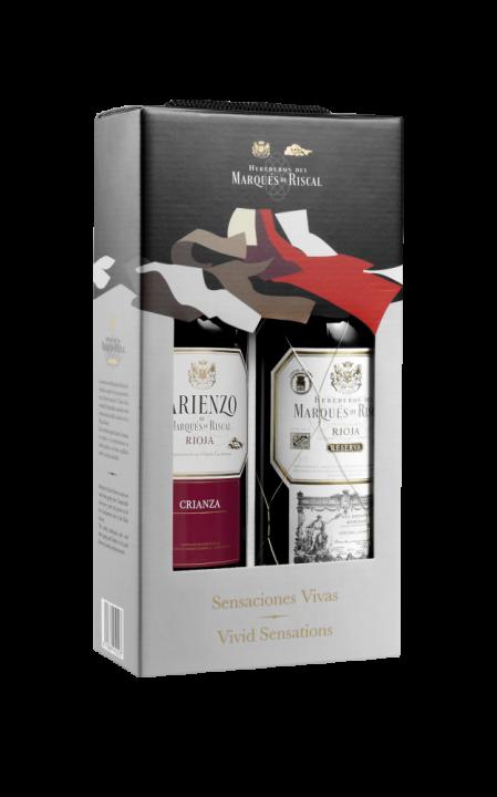 Набор вин Marques de Riscal, 0.75 л.