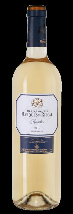 Marques de Riscal Verdejo, 0.75 л., 2017 г.