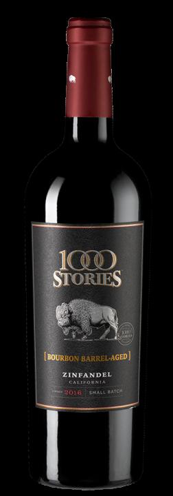 1000 Stories Zinfandel, 0.75 л., 2016 г.