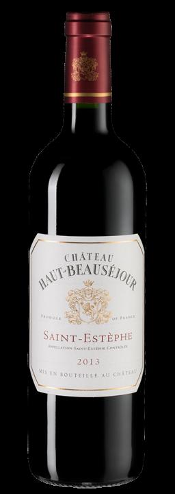 Chateau Haut-Beausejour, 0.75 л., 2013 г.