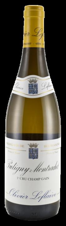 """Puligny-Montrachet Premier Cru """"Champ Gain"""", 0.75 л., 2013 г."""
