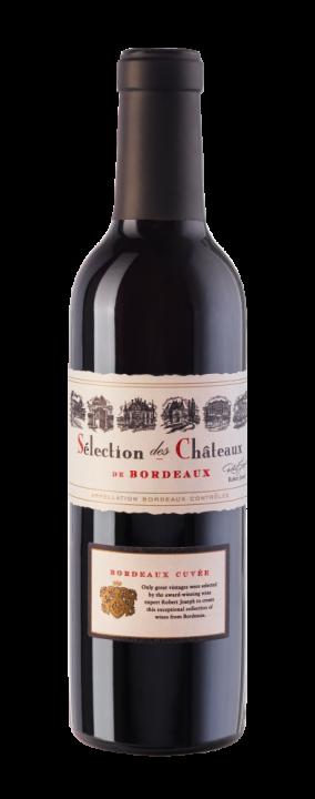 Selection des Chateaux de Bordeaux Rouge, 0.375 л.