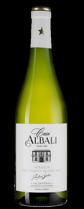 Casa Albali Verdejo Sauvignon Blanc, 0.75 л., 2017 г.