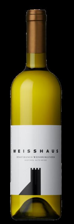 Pinot Bianco Weisshaus, 0.75 л., 2016 г.