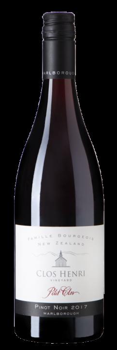 Petit Clos Pinot Noir, 0.75 л., 2017 г.