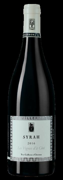 Syrah Les Vignes d'a Cote, 0.75 л., 2016 г.