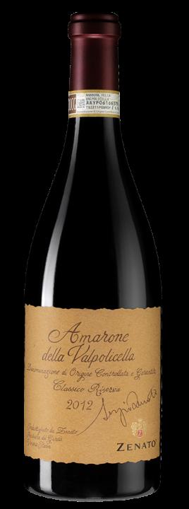 Amarone della Valpolicella Classico Riserva Sergio Zenato, 0.75 л., 2012 г.