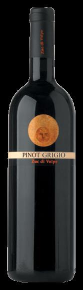 Pinot Grigio Zuc di Volpe, 0.75 л., 2015 г.