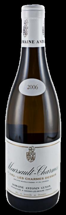 """Meursault-Charmes Premier Cru """"Les Charmes Dessus"""", 0.75 л., 2008 г."""