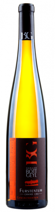 "Gewurztraminer Grand Cru ""Furstentum"", 0.75 л., 2009 г."