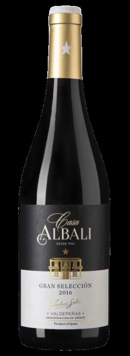 Casa Albali Gran Seleccion, 0.75 л., 2016 г.