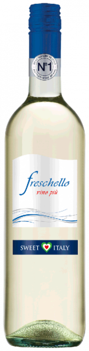 Freschello Bianco Sweet Italy, 0.75 л.