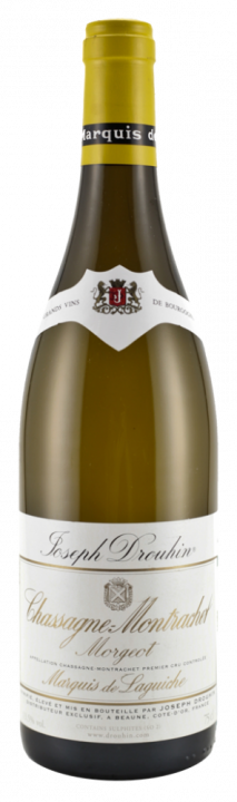 """Chassagne-Montrachet Premier Cru """"Morgeot"""" Marquis de Laguiche, 0.75 л., 2015 г."""