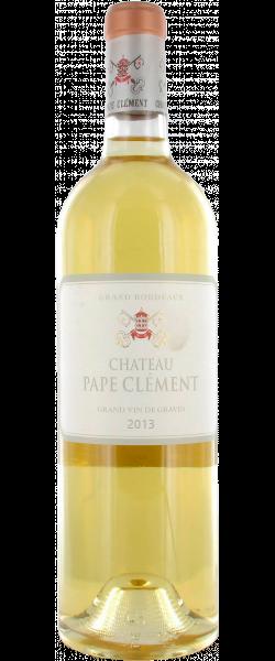 Chateau Pape Clement Blanc, 0.75 л., 2013 г.
