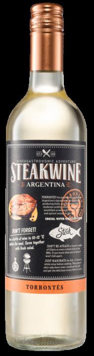 Steakwine Torrontes, 0.75 л., 2017 г.