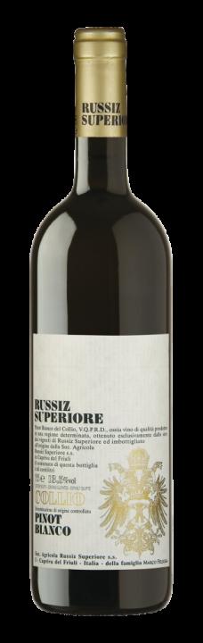 Collio Pinot Bianco, 0.75 л., 2017 г.