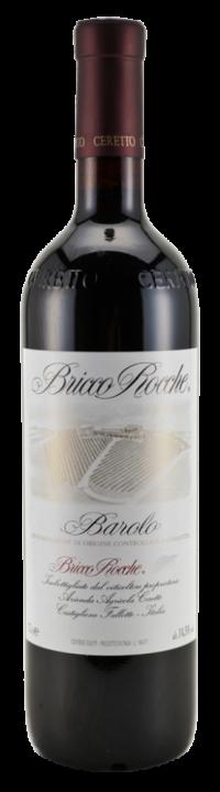 """Barolo Bricco Rocche """"Bricco Rocche"""", 0.75 л., 2005 г."""