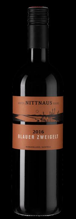 Blauer Zweigelt (Burgenland), 0.75 л., 2017 г.