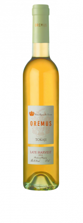 Tokaji Late Harvest, 0.5 л., 2016 г.