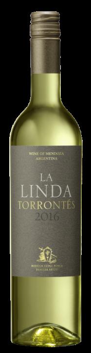 Torrontes La Linda, 0.75 л., 2018 г.