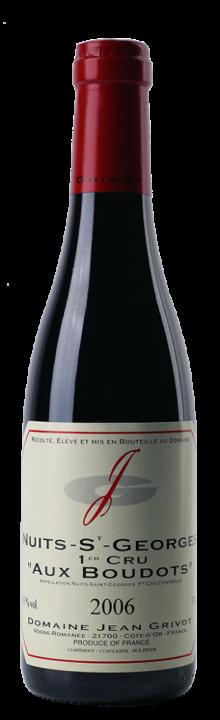 """Nuits-Saint-Georges Premier Cru """"Aux Boudots"""", 0.375 л., 2013 г."""